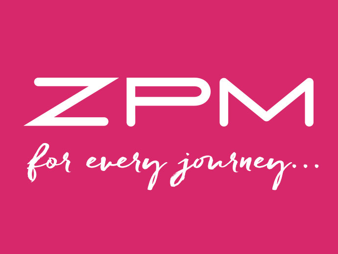 ZPM for every journey logo