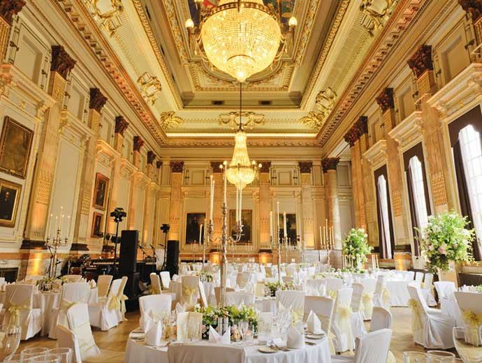 City Women Network Annual Gala Dinner 2016 Venue