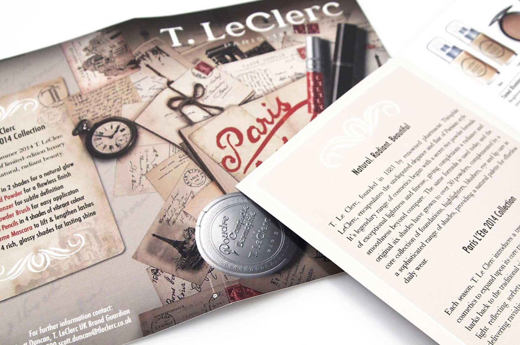 T. LeClerc Paris 2014 Collection