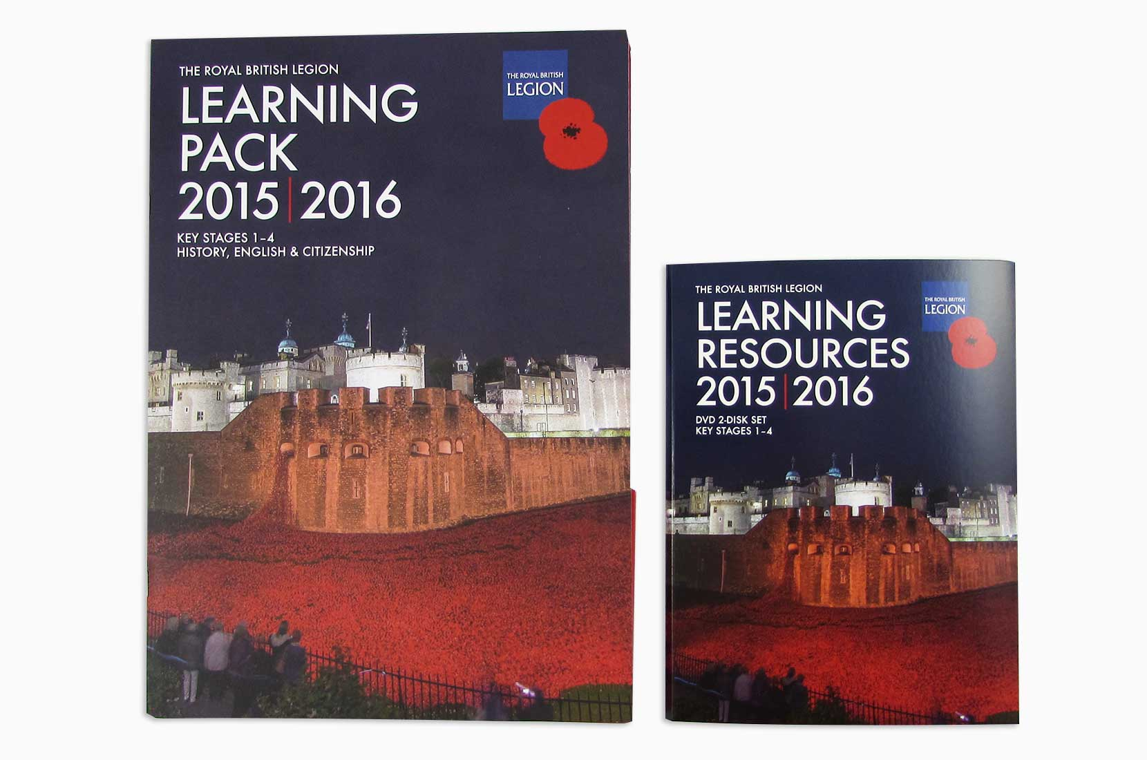 Royal British Legion Learning Pack 2015/16