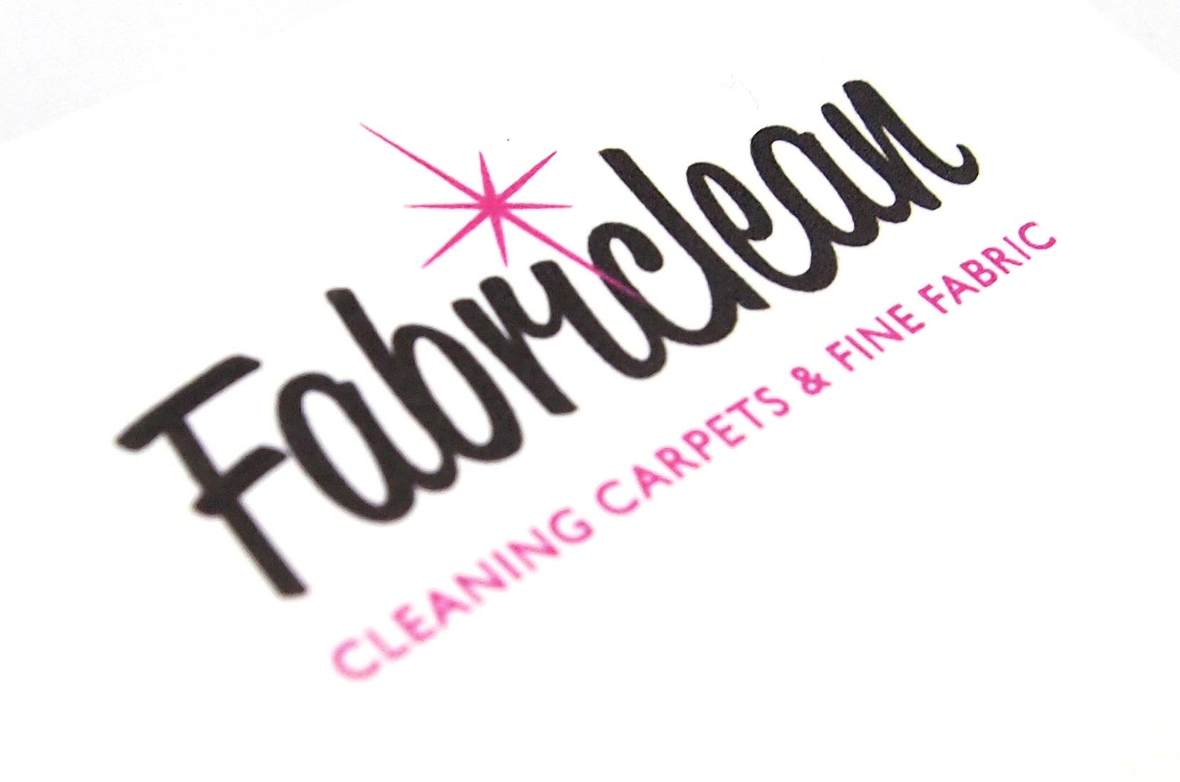 Fabriclean Logo