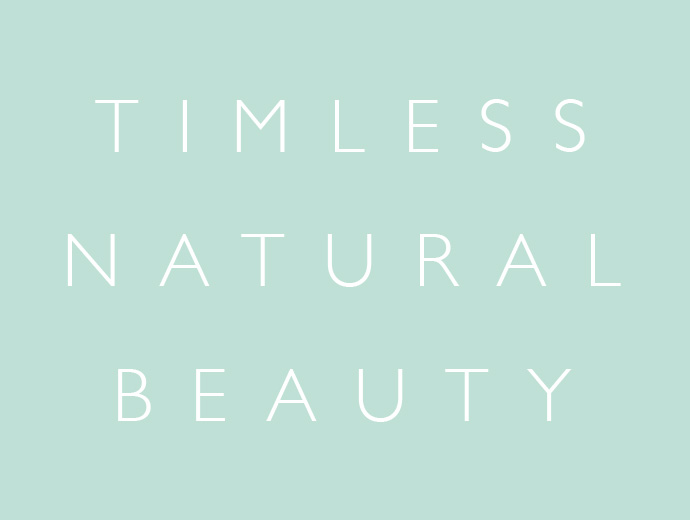 Love grove Essentials, timeless natural beauty