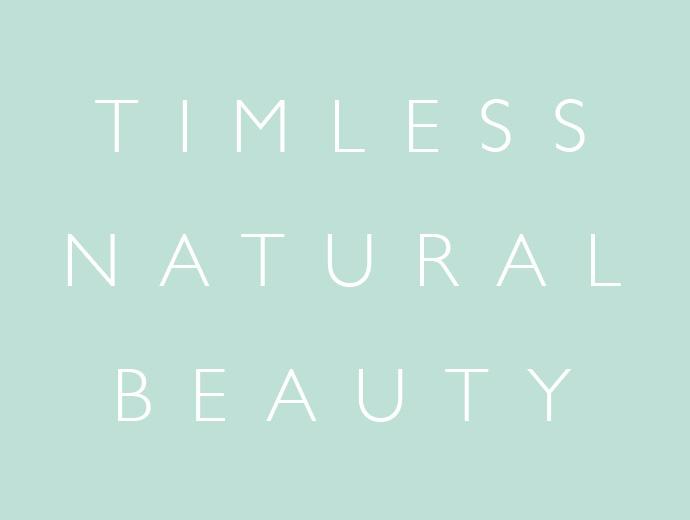 Love grove Essentials, timeless natural beauty
