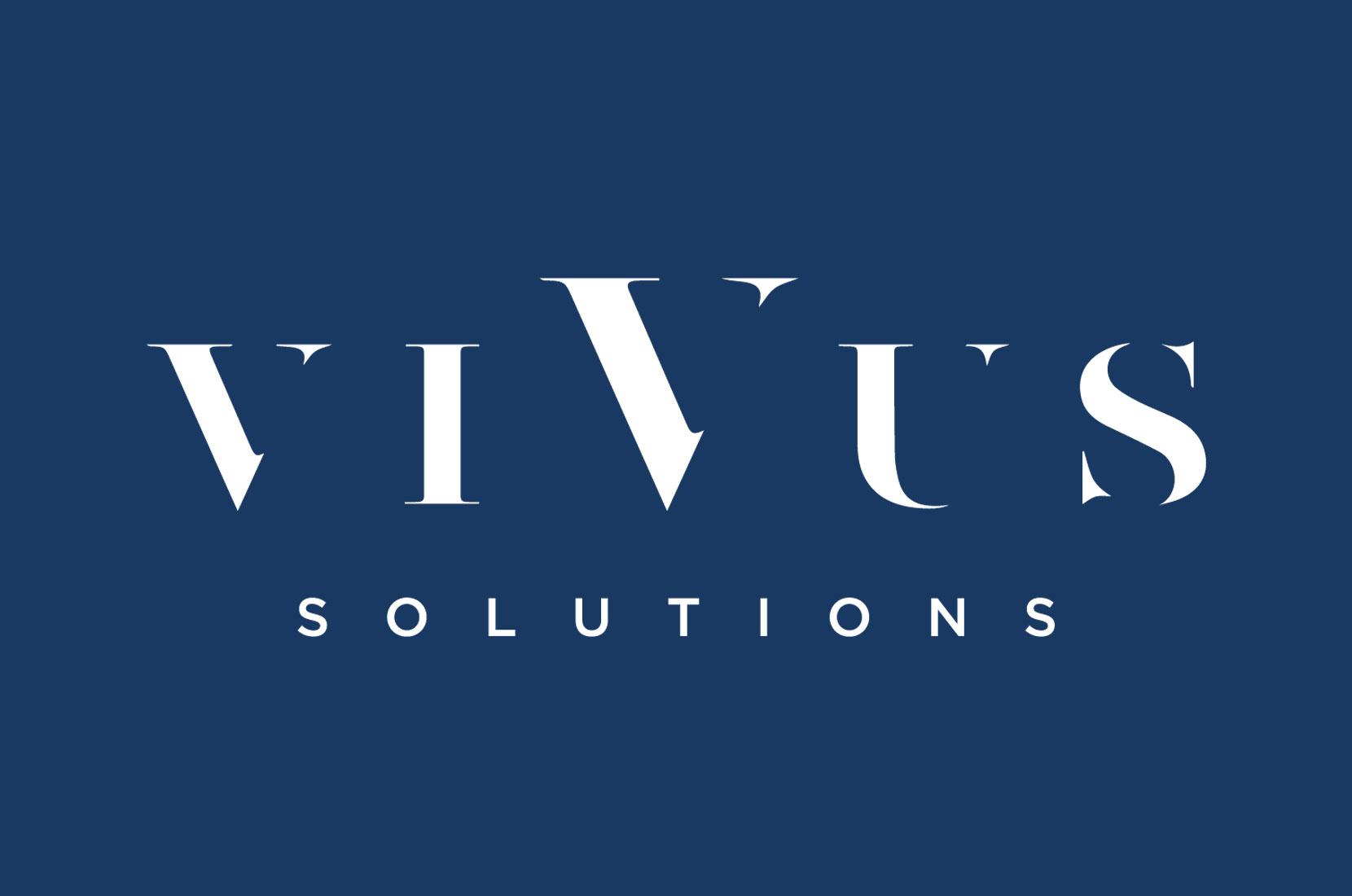Vivus Solutions Logo pure air lime