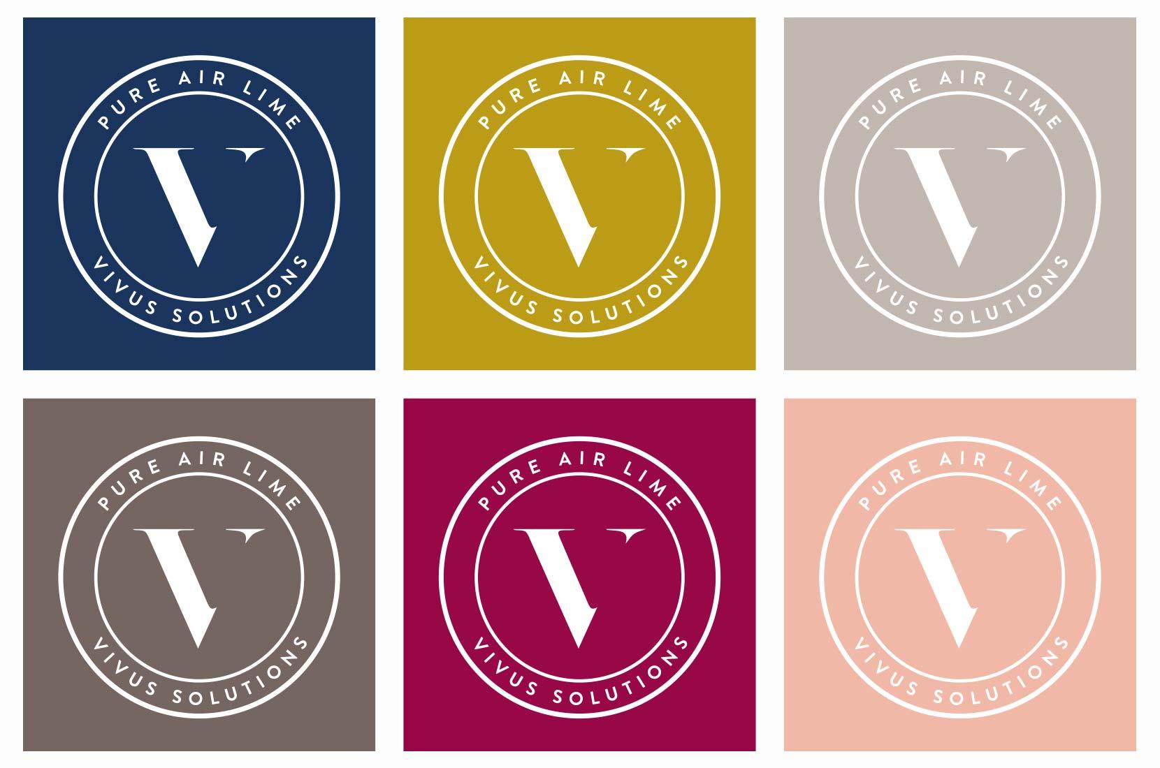 Vivus Solutions Colour Palette