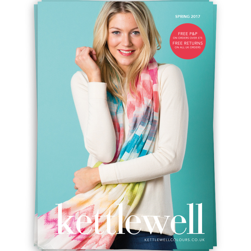 Kettlewell Spring Summer 2017 Cover – Brand+Soul – Brand Strategy | Logo & Identity Design | Brochure Catalogue & Direct Mail | Marketing | Web & Digital